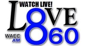 LOVE 860 logo